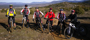 Mountain Bike Redueña - Embalse de el Atazar
